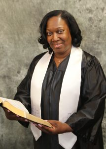 Angalena (Angie) Singletary, Certificate in Christian Ministry
