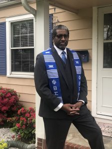 Halbert Clark, Master of Arts in Religious Leadership and Administration