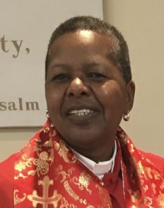 Laura F. Adams, Master of Divinity