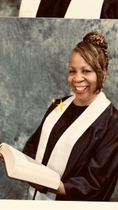 Vergie Lorraine Gray, Certificate in Christian Ministry